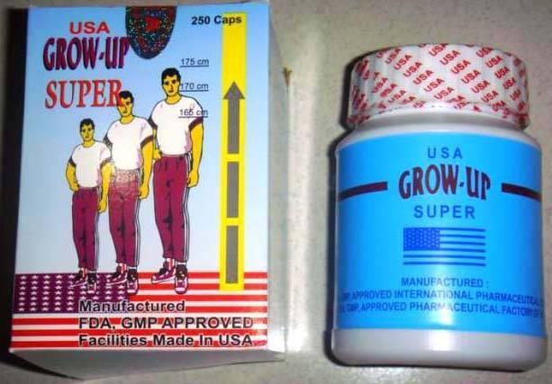 Grow up USA Super